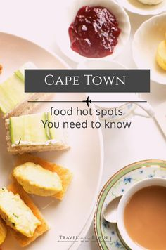 If you love food, then you'll love Cape Town food as it is as diverse as it can be and it is everywhere. To help you choose, here are the…