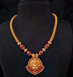 Bracelet Models - Laxmi pendent necklace - My Popular Photo Gold Bangles Design, Gold Jewellery Design, Gold Jewelry, Jewelry Necklaces, Designer Jewellery, Diamond Necklaces, Swarovski Jewelry, Handmade Jewellery, Turquoise Jewelry