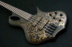Aries Basses Custom Senes Bass