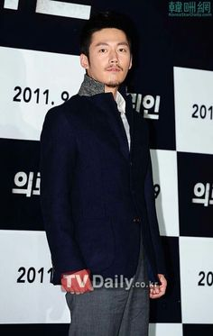 Jang Hyuk Jang Hyuk, Korean Actors, Superman, Blazer, My Favorite Things, Dark, Women, Fashion, Moda