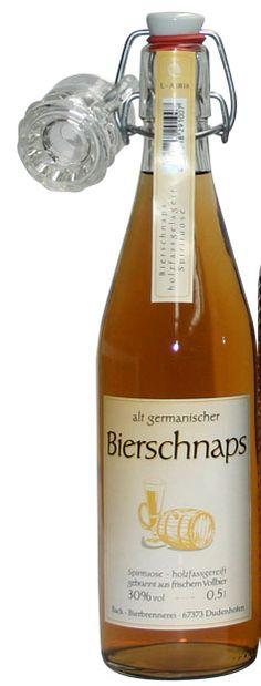 Bierschnaps 30% 0,5l.