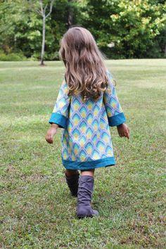 Bohemian Peasant Dress Tutorial | Sweetest Bug Bows