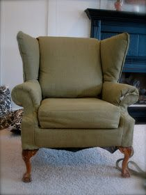 "The Yellow Cape Cod: Dr. Suess Chair ""How To"""