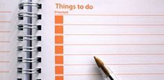 8 Expert-Backed secrets to making the perfect to-do list //