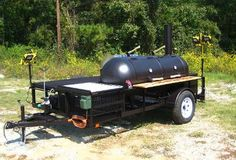 Compete at tailgates or in the BBQ circuit with the East Texas Smoker Company BBQ trailer! Outdoor Smoker, Outdoor Kitchen Grill, Outdoor Cooking, Outdoor Kitchens, Bbq Pit Smoker, Barbecue Smoker, Bbq Grill, Competition Smokers, Bar B Que Pits