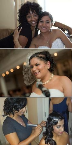 She Does Hair For Weddings And Also Special Event Makeup Artist Services Has Been Doing Stylist Jobs