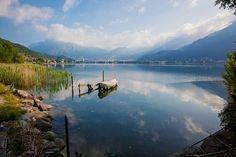 Lake of Como Photo by Gabriel Cismondi — National Geographic Your Shot