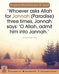 Islamic Quotes On Paradise – Quran And Ahadiths Saw Quotes, Words Quotes, Sayings, Deep Quotes, Life Quotes, Islam Hadith, Islam Quran, Alhamdulillah, Islam Muslim