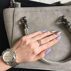 #nails , #bluenails , springnails , luxio , nails2017