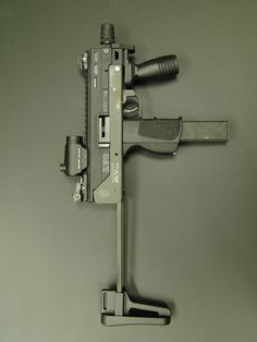 Image Mac 11, Submachine Gun, Gun Holster, Weapon Concept Art, Cool Guns, Military Weapons, Guns And Ammo, Tactical Gear, Firearms