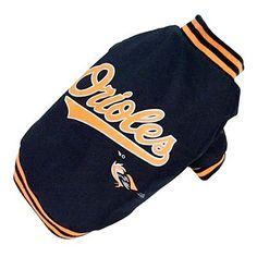 Super Cool New York Yankees Pattern Jacket para Cães (cores sortidas, XS-XL) – BRL R$ 33,68