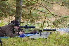 Тактическая снайперская винтовка ДВЛ-10 М2 «Урбана» | LOBAEV Arms — дальнобойное стрелковое оружие