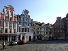 Szczecin, New buildings in the Old Town