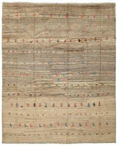 Gabbeh persisk matta 364x302