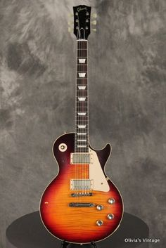 Gibson Collectors Choice CC 18 A Les Paul 1960 Dutchburst Reissue 2014 Aged