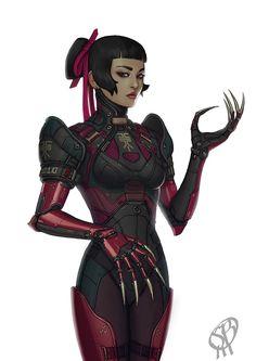 CLAWS body armor by PapaNinja on DeviantArt