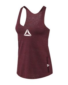 CrossFit HQ Store- Delta Racerback Tank - Short Sleeve Tees - Women Buy Authentic CrossFit T-Shirts, CrossFit Gear, Accessories and Clothing