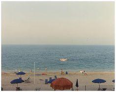 Luigi Ghirri|Riviera Adriatica From the series Paesaggio Italiano 1984