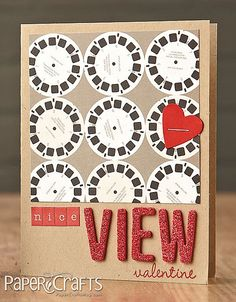 Nice View Card by @Betsy Buttram Veldman