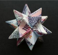 3 dimensional money sculpture - Kristi Malakoff