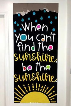 From punny to motivational, these back to school door decoration ideas make quite the entrance. We've rounded up 15 classroom door decorations to start school in style. Classroom Bulletin Boards, Classroom Design, Classroom Displays, Preschool Classroom, Future Classroom, Classroom Themes, Classroom Organization, Classroom Door Quotes, Bulletin Board Ideas For Teachers