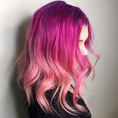 """Pulp Riot Hair Color on Instagram: """"@eclecticmadness is the artist... Pulp Riot is the paint."""" • Instagram"""