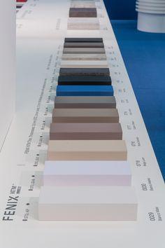 The FENIX NTM colours
