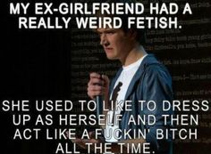 Weird fetish