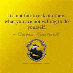 fundamental principle of a good leader