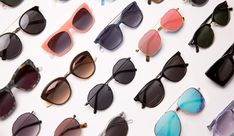 Sunglasses frames come in all different shapes and sizes– but did you know that the color of lens you pick also has an impact on the benefits you'll get from your shaded specs? Check out our latest glasses guide post to learn more! Types Of Sunglasses, Sunglasses Shop, Glasses Guide, One Small Step, Eye Strain, Specs, Eyewear, Lenses, Frames