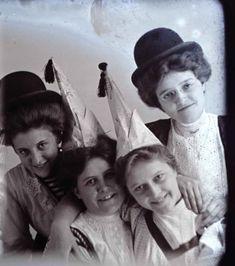 U.S. Rare portraits from Rural America in 1909 // photo by Hugh Mangum