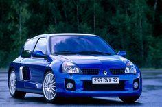 Renault Clio Sport V6.