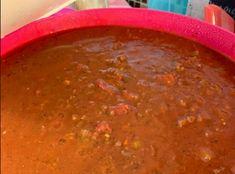 Recette: Sauce à lasagne économique. Sauce Chili, Spaghetti, Mets, Salsa, Mexican, Ethnic Recipes, Food, Sauces, Kitchens