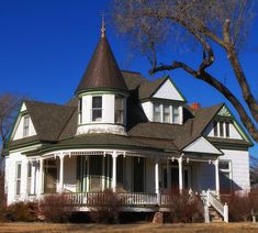 The L. T. Lester House, Canyon, Texas. Credit Larry D. Moore