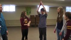 Circle games: Wa & Kumja - YouTube