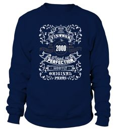 2000 Vintage Aged to Perfection  #gift #idea #shirt #image #brother #love #family #funny #brithday #kinh #daughter