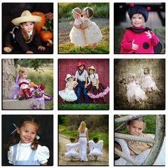 Halloween Children's Portraits in Orange County and Temecula Valley