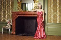 Pattern Reviews> Vogue Patterns> 8190 (Strapless Evening Dress)