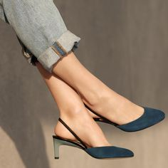 fashion Style online 2015 new cheap price Paul Andrew kitten heel pumps free shipping discount deals for sale 3SqQL4