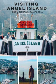 Read about where to stay, what to eat, and all the best things to do when visiting Tiburon, California. Usa Travel Guide, Travel Usa, Travel Guides, Travel Tips, Globe Travel, Florida Travel, California Travel, Northern California, Cool Places To Visit