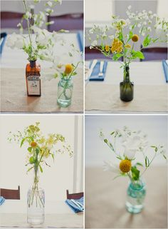 wildf lower table arrangement