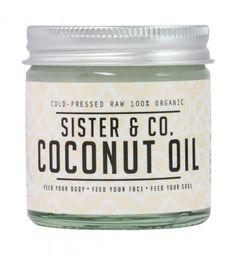 Sister & Co. - Coconut Oil #niche beauty