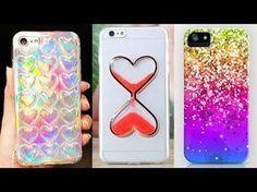 DIY Phone Case Life Hacks! 15 Phone DIY Projects & Popsocket Crafts! - YouTube