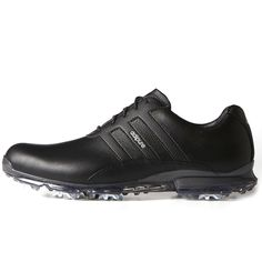 finest selection 92395 19c50 Adidas Adipure Classic Golf Shoes Core Core Adidas Golf Shoes, Classic  Golf, Shoes