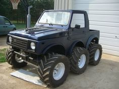 pictures of lifted suzuki samurai | shropshire suzuki s unofficial king of tact suzuki total mobility
