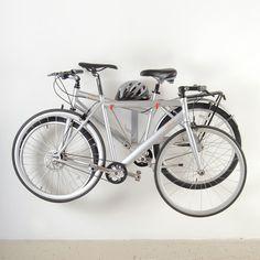 The Art Of Storage Wall Mounted Double Bike Rack