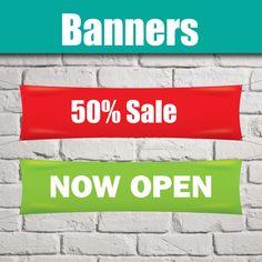 PVC/Vinyl Banners - https://printnational.co.uk/pvcvinyl-banners/