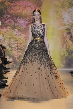 Sfilata Zuhair Murad Paris -  Alta Moda Primavera Estate 2014 - Vogue
