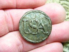 Revolutionary War & War of 1812 Buttons & Relics