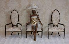 Armchair №2004 colour version 2